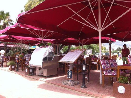Sunset Beach Restaurant Bitez: - Sunset Restaurant -