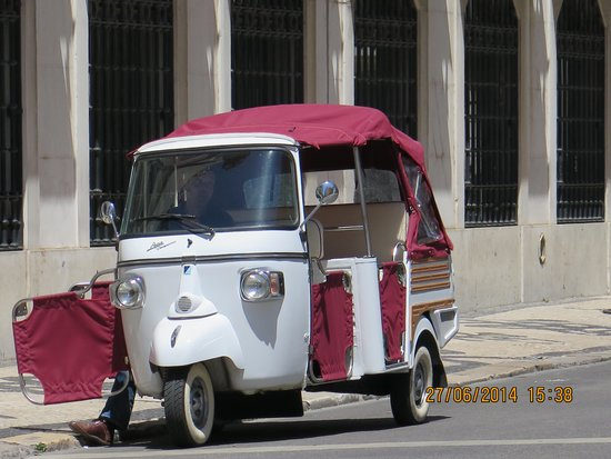 AJSA Tours: Stadtrundfahrt