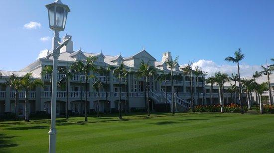 Sugar Beach Golf & Spa Resort: Manor House