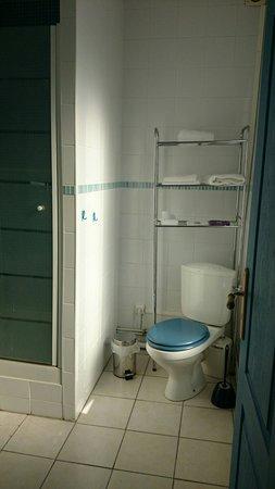 Le Parisien: WC