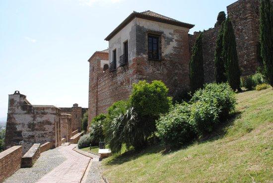 Alcazaba (fort) : Alcazaba de Malaga
