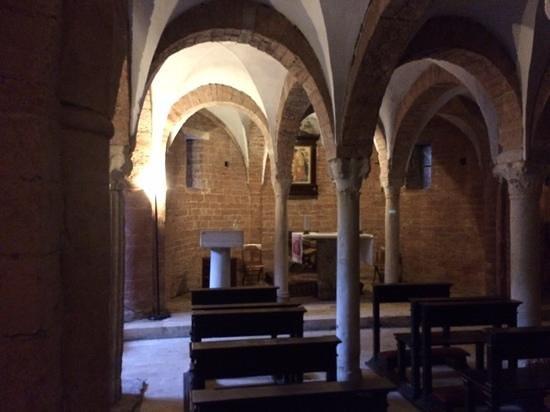 Parrocchia di San Gregorio Maggiore: cripta