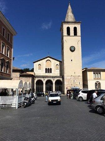 Parrocchia di San Gregorio Maggiore: esterno