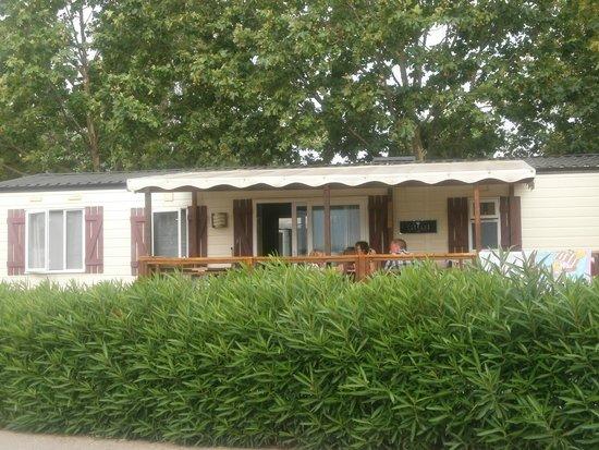 Siblu Villages - La Carabasse : notre mobil home 3 ch /2  sdb