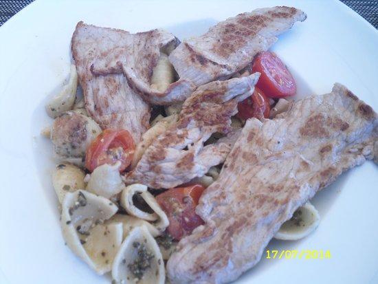 Restaurant Le Cesar: Piccata de veau