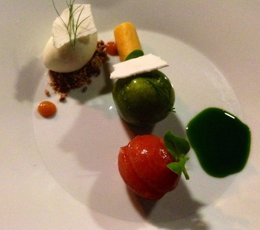 Konstantin Filippou : Dessert