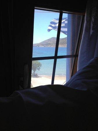 Aphroditi Hotel : Buongiorno!