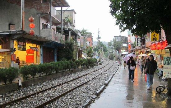 Shifen Old Street : 十分