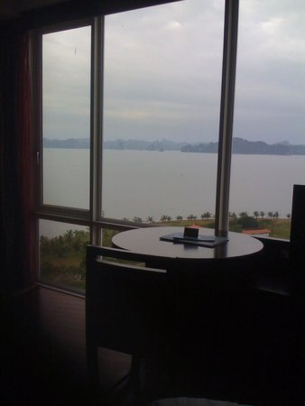 Novotel Ha Long Bay : Room with a view!