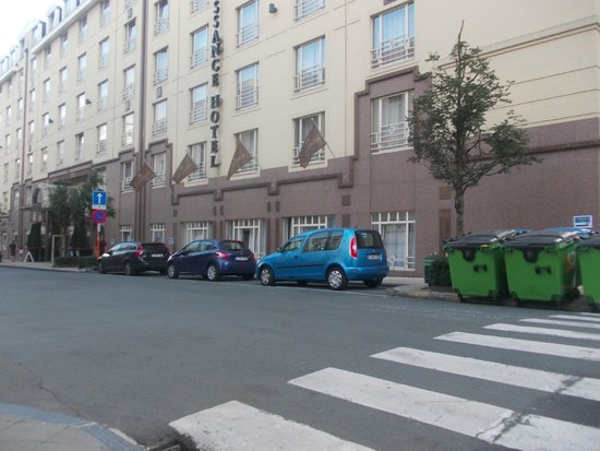 Renaissance Brussels Hotel: environnement