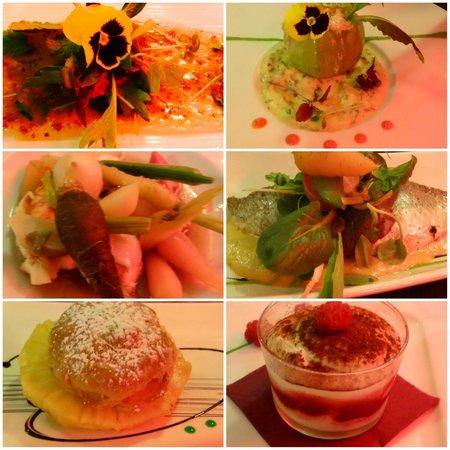 Le Poivre D'Ane: diner poivre d'ane