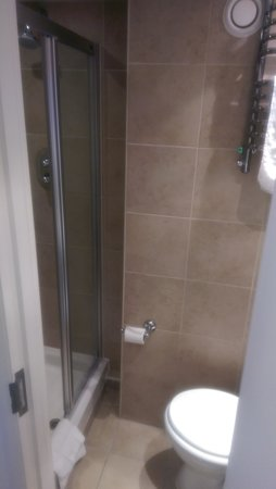 Blandford Hotel : single room shower