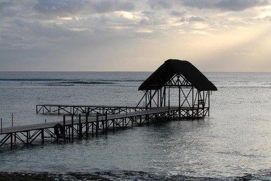 Le Meridien Ile Maurice: Jetty
