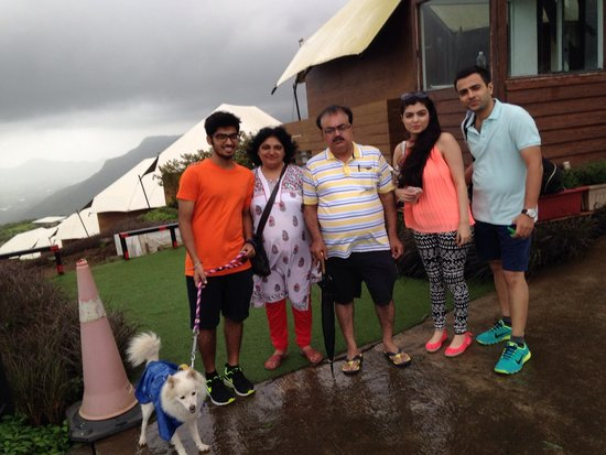 Della Adventure Resorts: Family monsoon getaway! Fab place