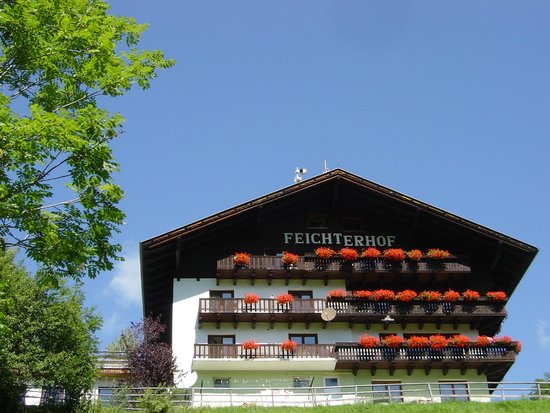 Bauernhof Feichterhof: Feichterhof