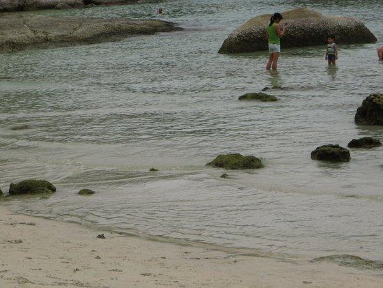 Thong Takhian Beach (Silver Beach): Silver beach
