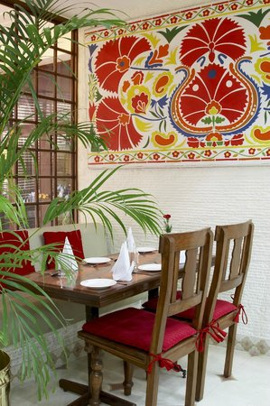 Clarks Amer: Restaurant