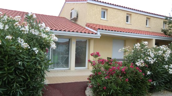 Résidence Le Mas de Torreilles : 2-geschössiges Appartement