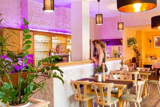 Hotel Restaurant Thueringer Hof : Restaurant