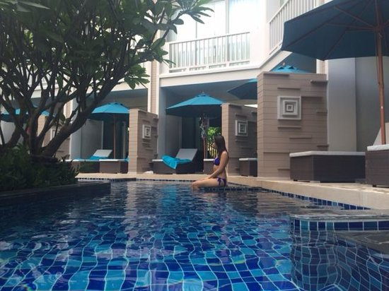 Grand Mercure Phuket Patong: Private Pool access Room from 132 to 137 area