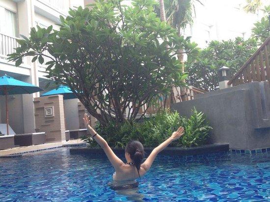 Grand Mercure Phuket Patong: Private pool