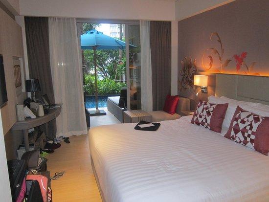 Grand Mercure Phuket Patong: Inside room 137