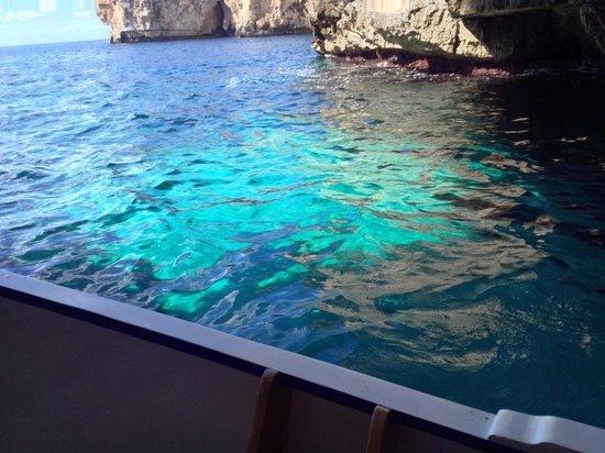 Blue Grotto (Il-Hnejja) : Blue Grotto, Malta