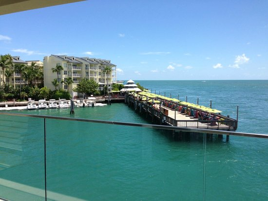 Pier House Resort & Spa: View of pier.
