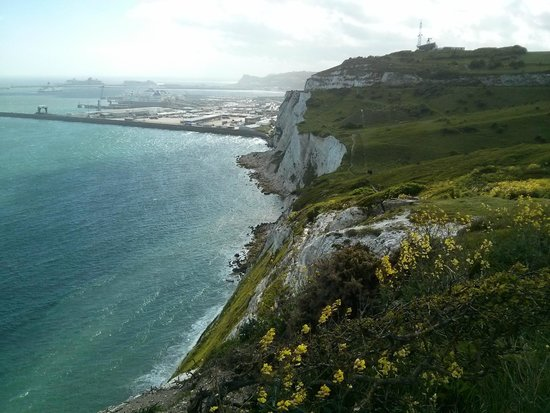 White Cliffs of Dover: 4