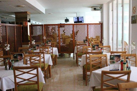 Globales Verdemar: Restaurant