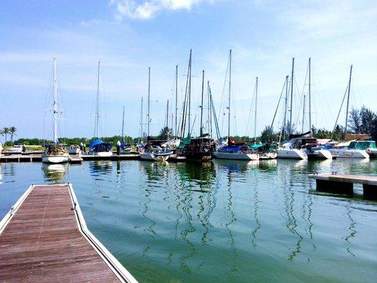 Marina Bay Jetty, Miri Sarawak Malaysia