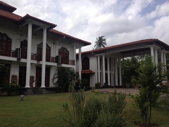 Hotel Yapahuwa Paradise: hotel