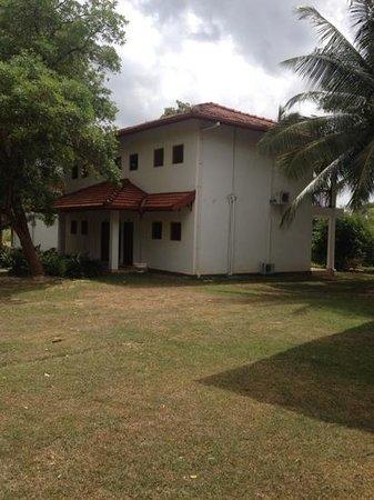 Hotel Yapahuwa Paradise: les chambres