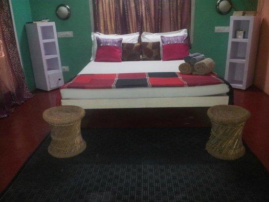 Marari Dreamz : BED ROOM