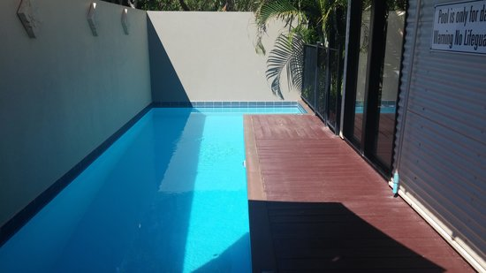 The Pearle of Cable Beach: Private pool!