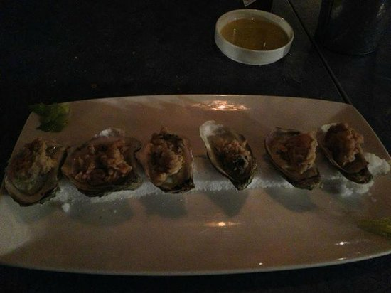 B & G Oysters : B&G - fried oysters