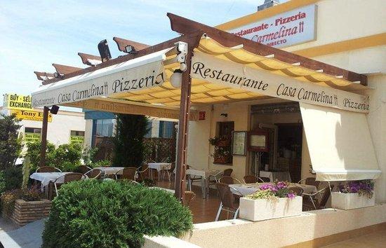 Restaurante Casa Carmelina