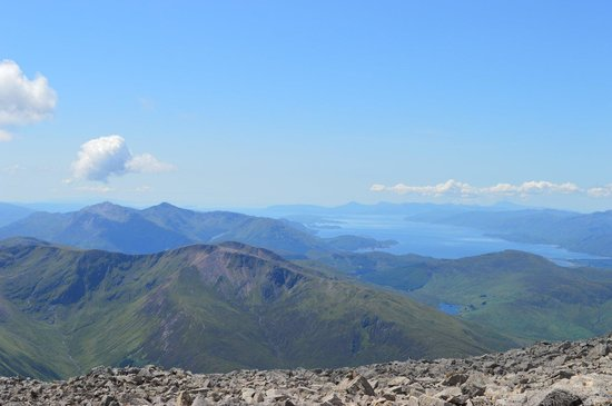 Ben Nevis : Finally at the top