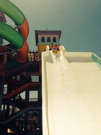 Sea Club Aqua Park : Tsunami.....loved it!!!!