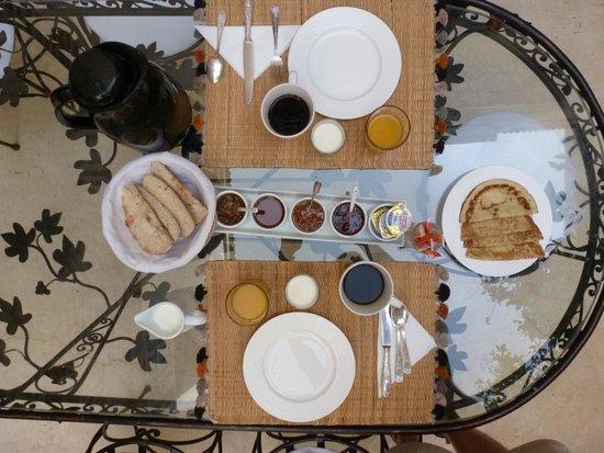 Breakfast Riad Misria
