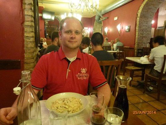 Trattoria Vecchia Roma: Pasta