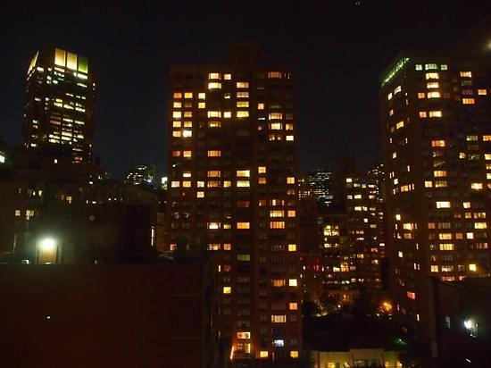 The Hotel @ New York City: 部屋からの眺め
