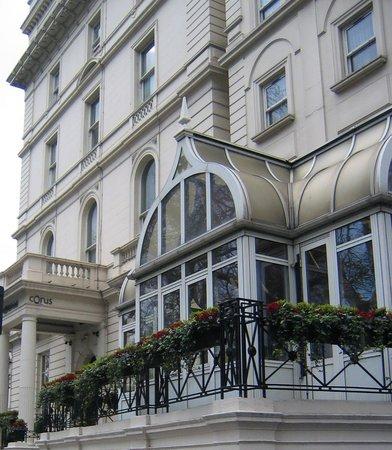 Corus Hotel Hyde Park London: Fachada hotel