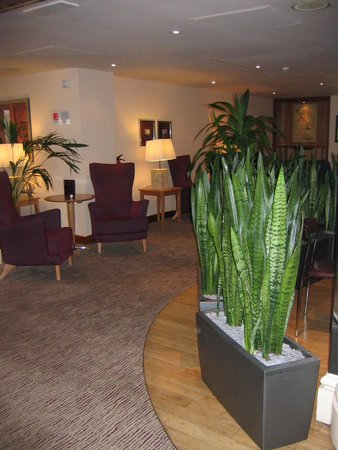 Corus Hotel Hyde Park London: Hall
