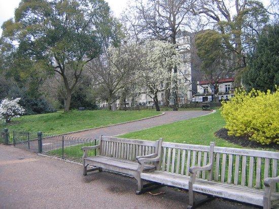 Corus Hotel Hyde Park London: Hyde Park
