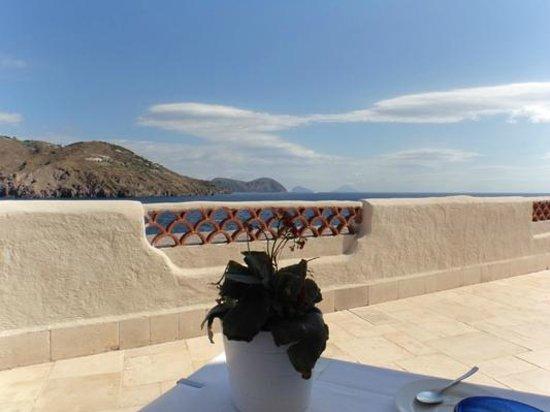 Therasia Resort: Il tavolo della colazione