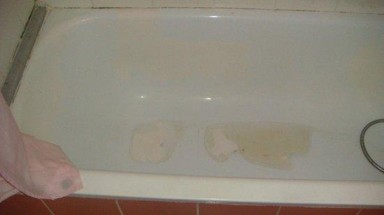 Doreta Beach Hotel : Ванная комната