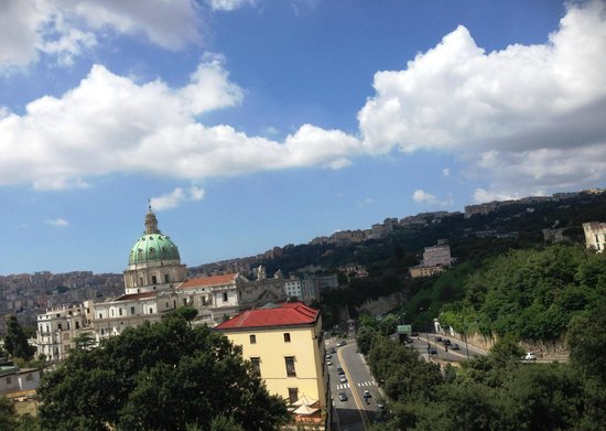 Pizzeria Napoli In Bocca: City Tour
