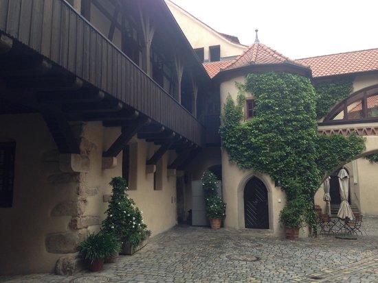 Hotel Burg Wernberg: Burg Wernberg