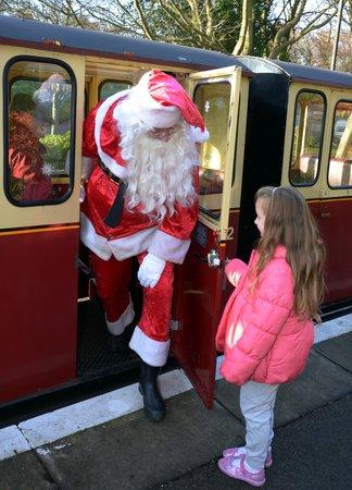 North Bay Railway: Santa Specials